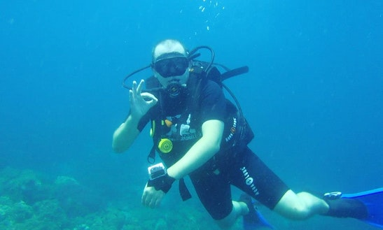 Diving Trips In Ko Samui