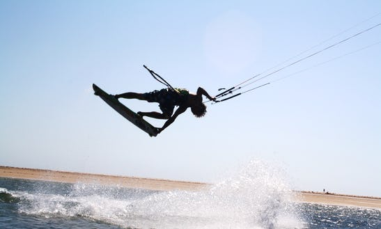 Kitesurfing Hire & Lesson In Tarifa