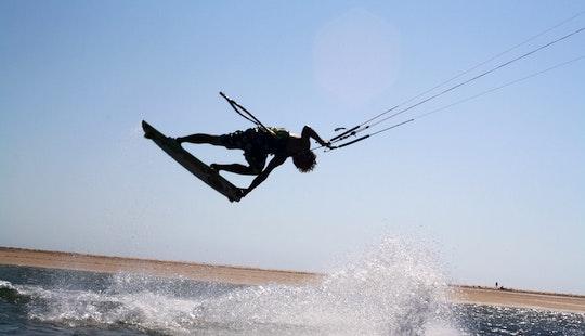 Kitesurfing Hire & Lesson In Tarifa
