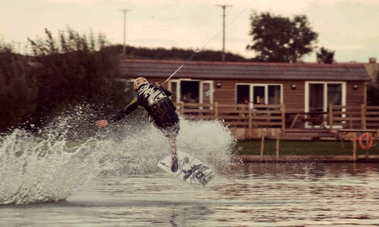 Wakeboarding In Blackpool