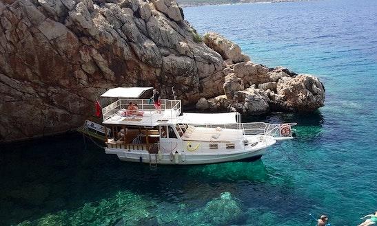 Boat Trip  In Kalkan Belediyesi