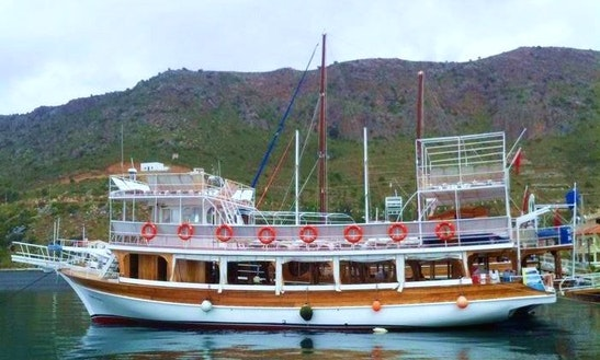 Boat Trip In Marmaris