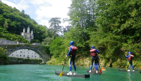 Paddleboard Rental And Trips In Montaut, France