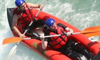 Kayak Rental and Trips in Montaut, France