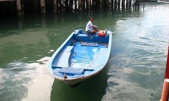 Speedboat Diving Trips In Coron