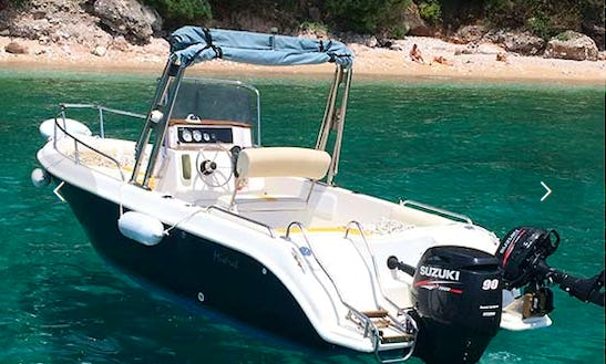 Speed Boat Rental - License Required In Kerkira