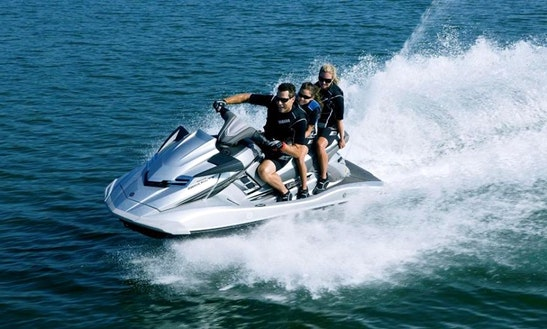 Jetski Rental Without License In La Grande-motte