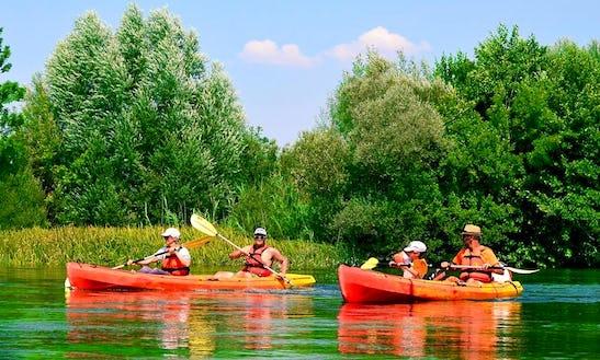 Kayak Tour In Split