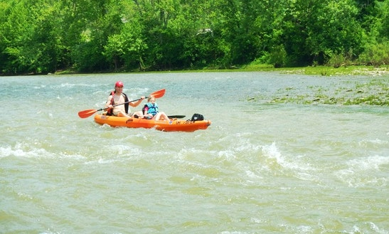 Kayak Rental & Trips In Anderson Township, Ohio