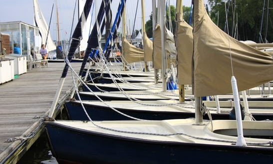 Sailing Dinghy Hire And Lessons In Hamburg