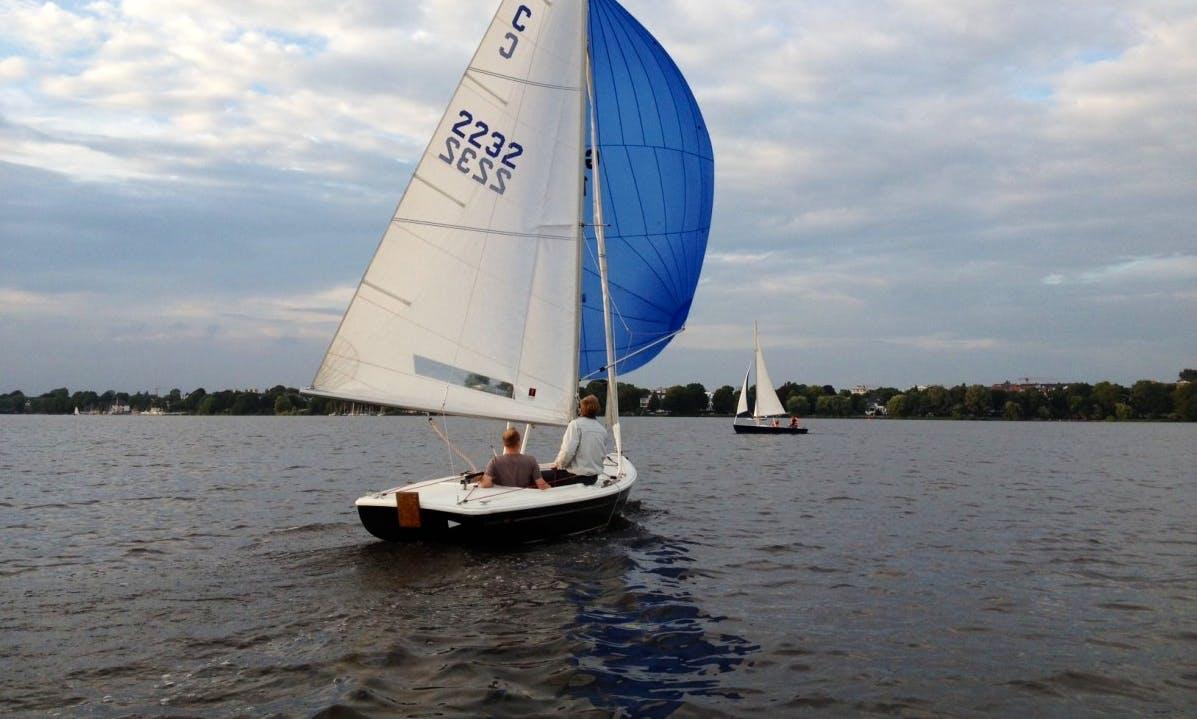 Sailboat Hire and Sailing Lessons in Hamburg