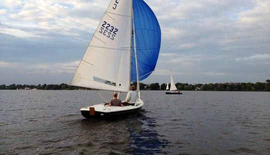 Sailboat Hire And Sailing Lessons In Hamburg