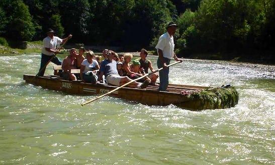 Rafting Tours In Sromowce Wyżne
