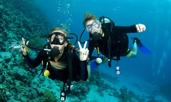 Diving Trips And Lessons In Bletchingley