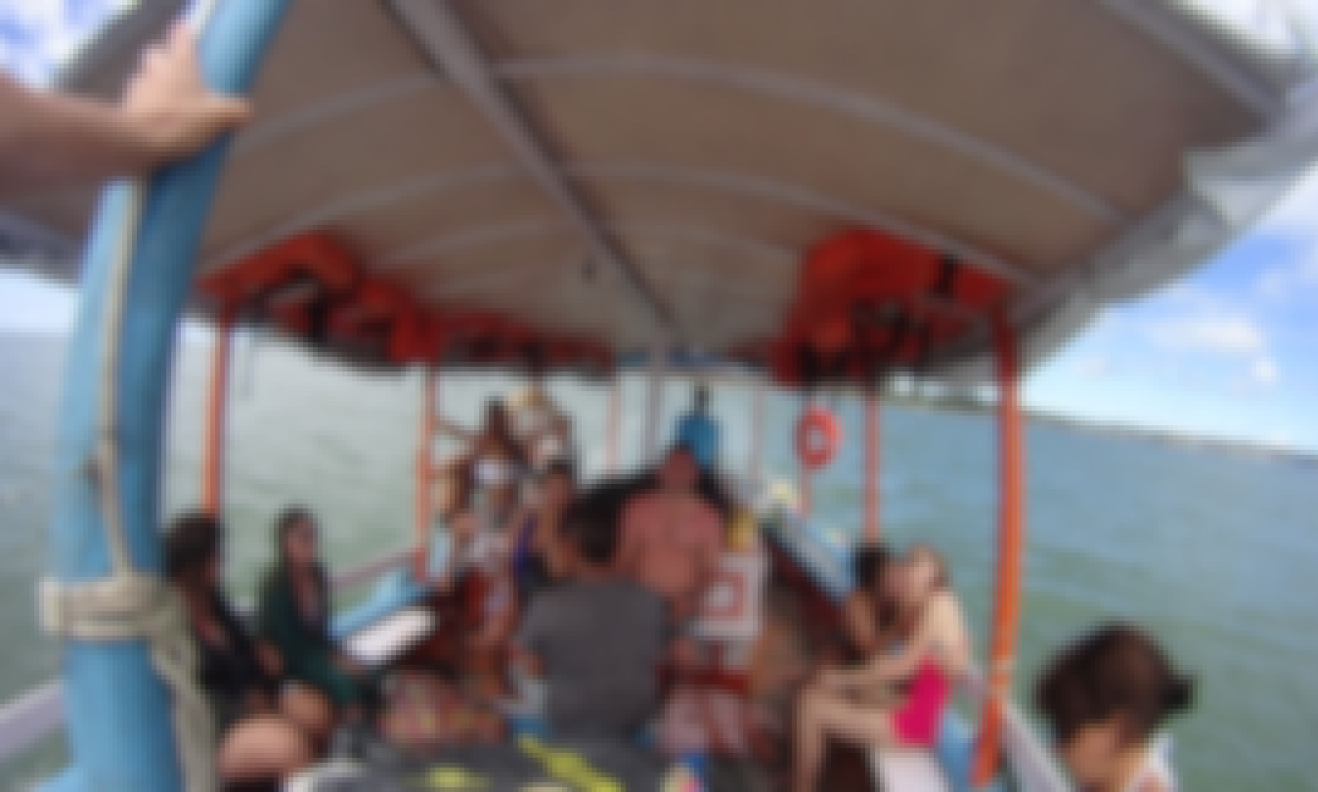 Eco Day Tour in Morro de SP, Gamboa by Boat