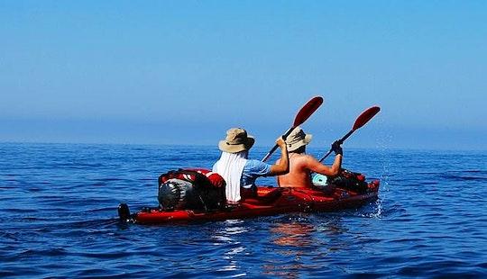Sea Double Kayaking Tours In Zagreb