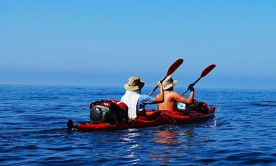 Sea Double Kayaking Tours In Zagreb