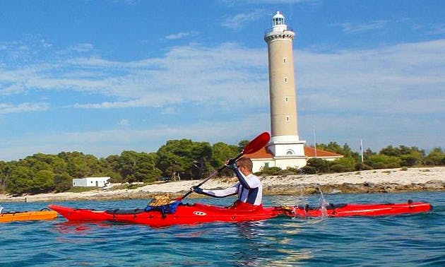 Single Kayak Tours in Zagreb