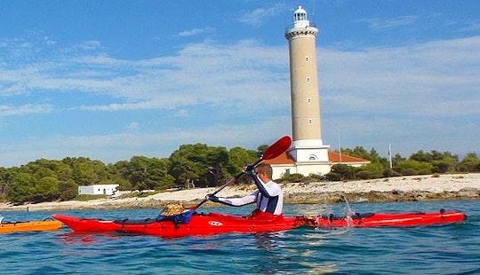 Single Kayak Tours In Zagreb