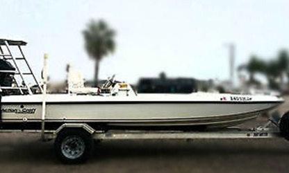Enjoy Action Craft Flats Boat Fishing Charters In San Juan