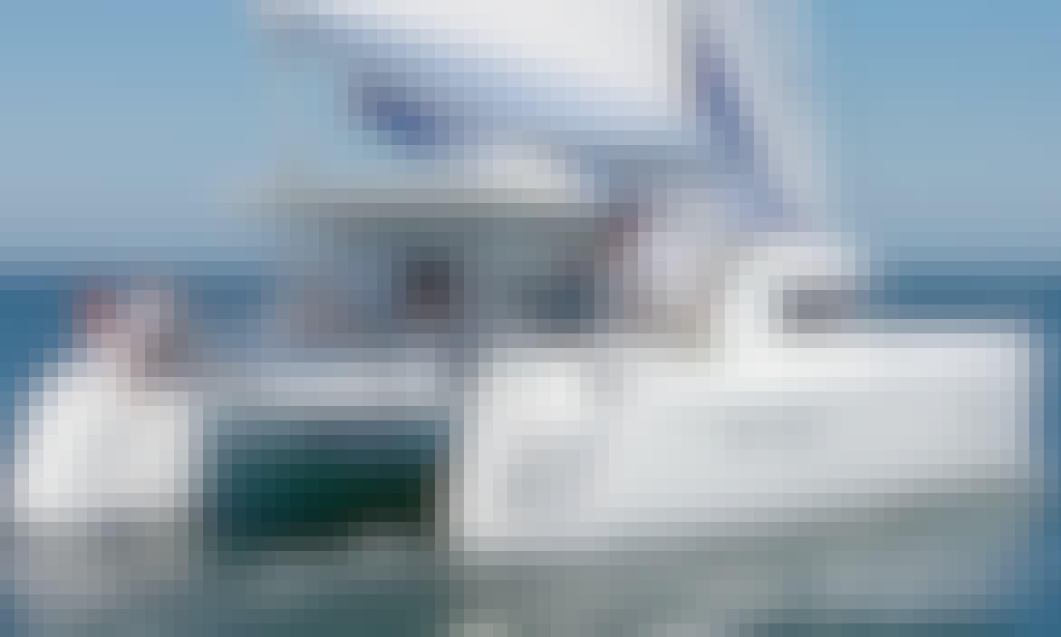 """Lagoon 421"" Cruising Catamaran Charter in Palermo"