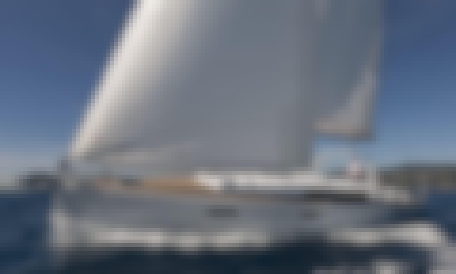 """""""OCEANIS 45"""" Charter in FIUMICINO"""