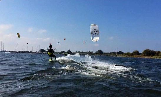 Kitesurfing Lessons In Szczecin