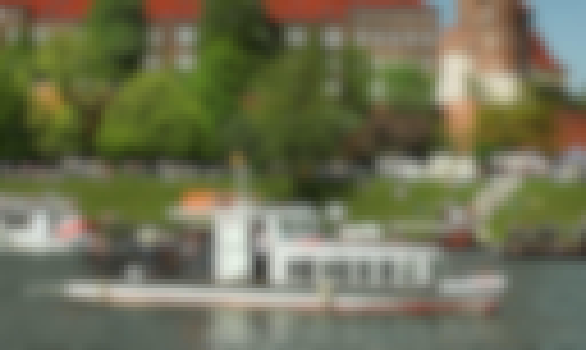 'Ship Orka' rental and Cruising in Kraków