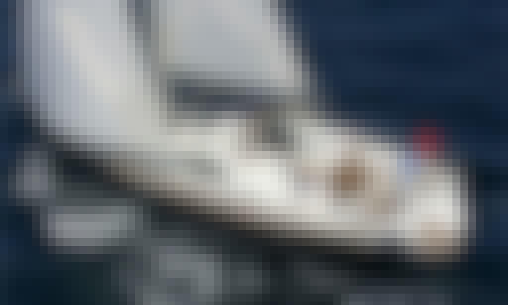 """""""Jeanneau Sun Odyssey 49"""" Charter in Piombino"""