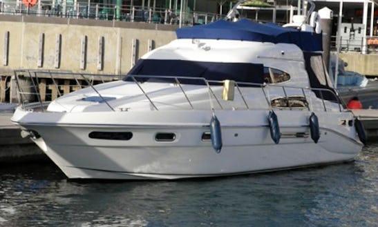 Sealine T46 Motor Yacht Charter In Kröslin