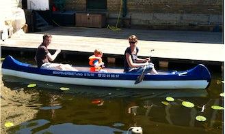 Canoeing Trips in Hamburg