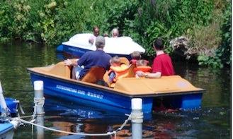"""Padal Boats"" Trips in Hamburg"