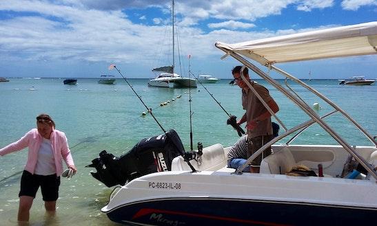 Sport Fisherman Fishing Charter In Albion