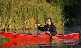 Single Kayak Rental in Wustrow