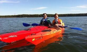Single Kayak Rental in Hangö