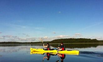 Double Kayak Rental in Hangö