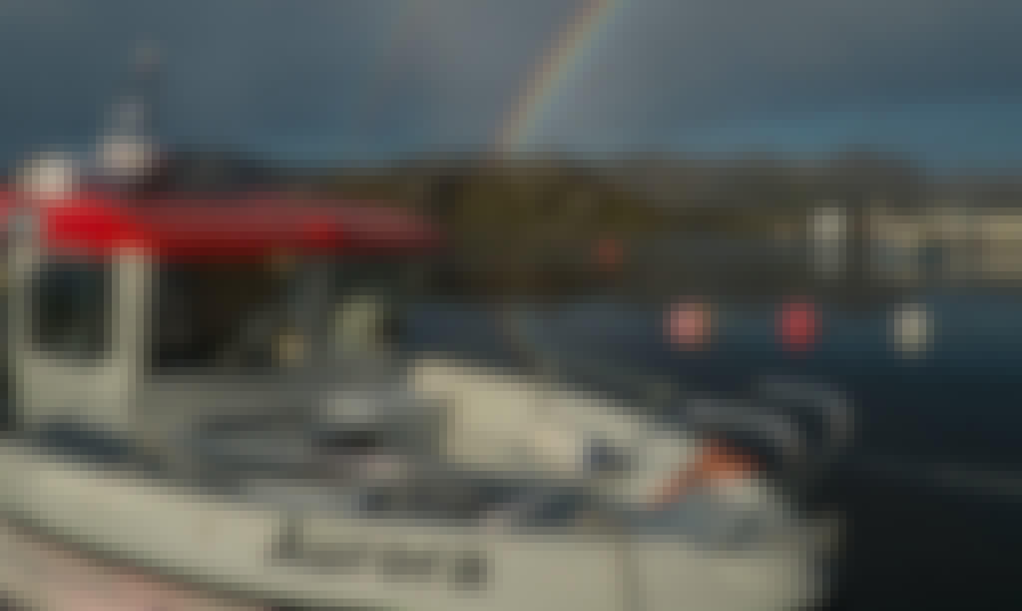 Hire Fishing Charter 'Aurora' In Finnmark