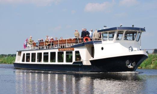 "Hire ""Casino Boat"" in Ommen"
