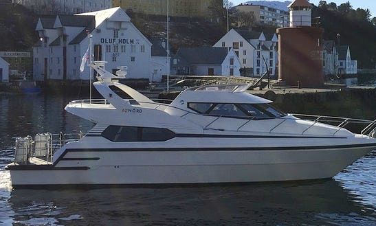 Ms Fjord Explorer Rental In Alesund