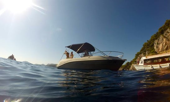 Commander 525 Boat Hire In Dubrovnik