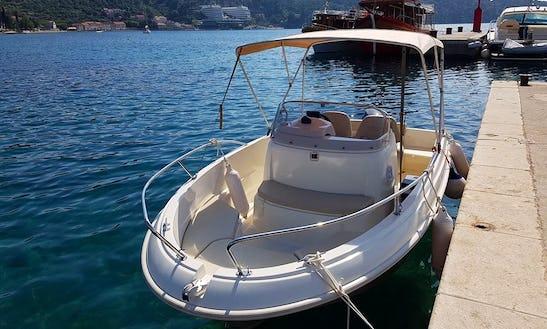 Cap Camarat 555 Boat Hire In Dubrovnik