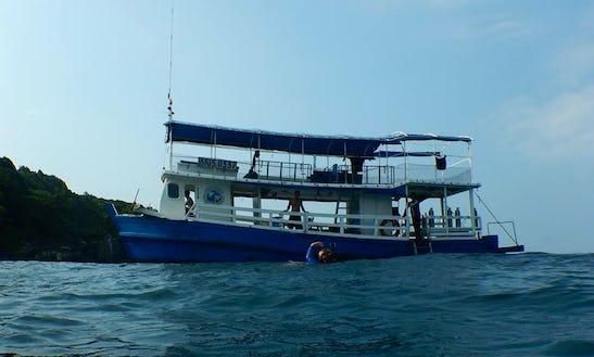 Diving Boat Trips In Krong Preah Sihanouk