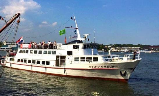 Passenger Boat Charter In Amsterdam, Netherlands