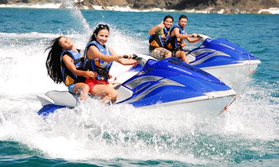 Jet Ski Tour In Port Blair