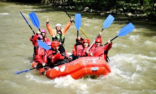 Rafting In Papasidero