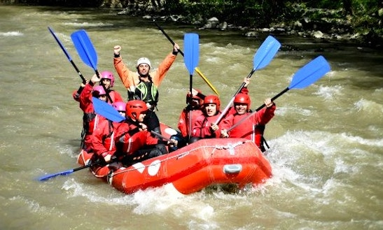 Rafting In Papasidero