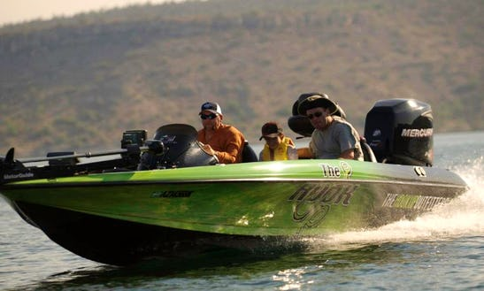 Rent 21' Ranger Bass Boat In Peoria, Arizona