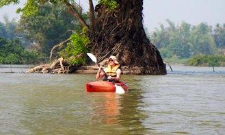 Single Kayaking Trips in Kratie