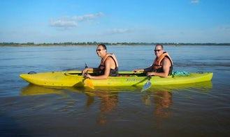 Double Kayaking Trips in Kratie
