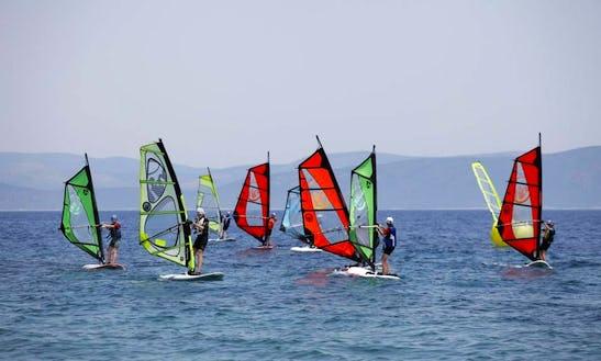 Windsurfing In Kos